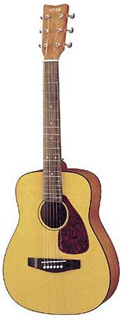 Acoustic guitar Yamaha FG JR1 size 3/4 with large bag - (of course)