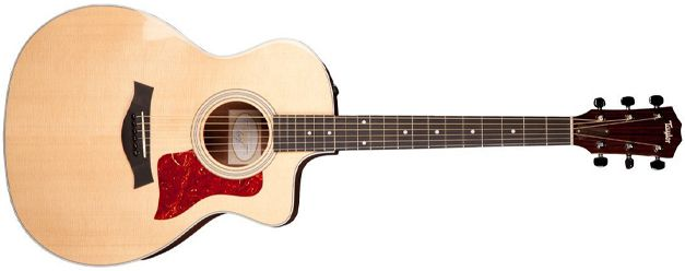 Discussion of the Taylor 214ce acoustic guitar
