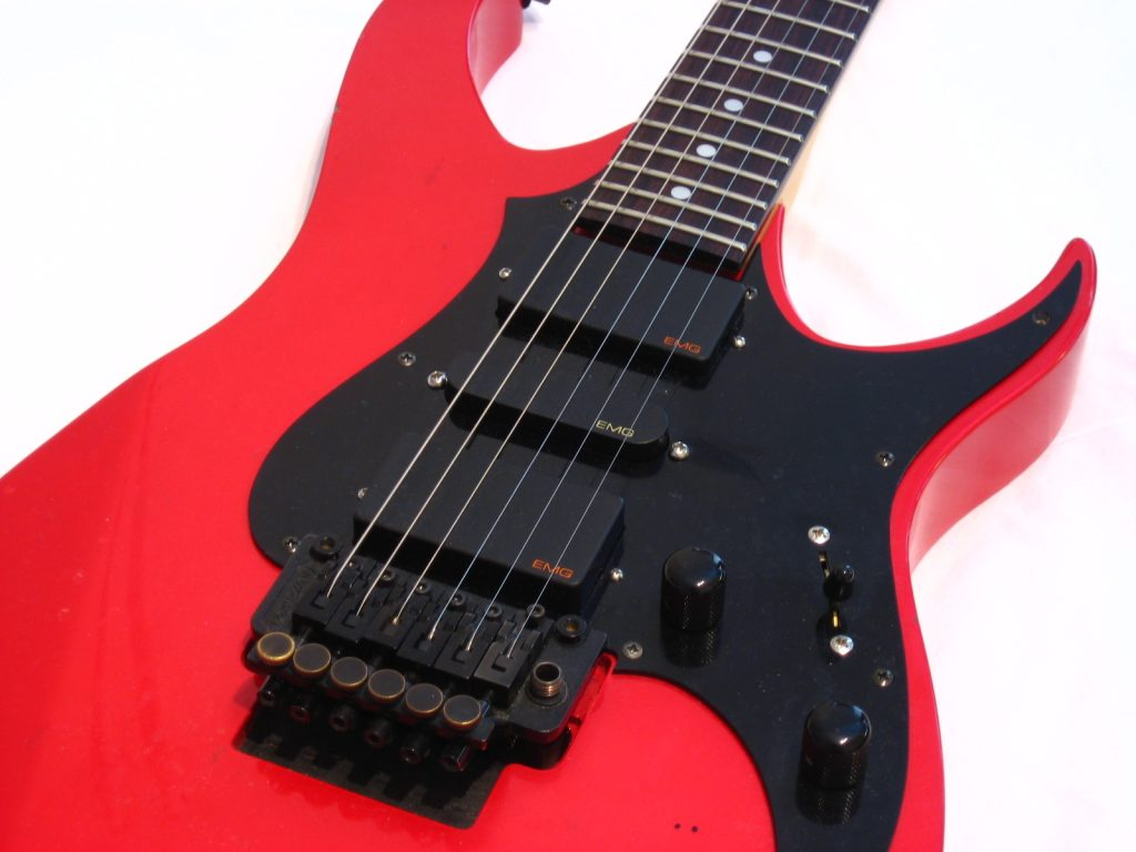 how to record guitar pickups