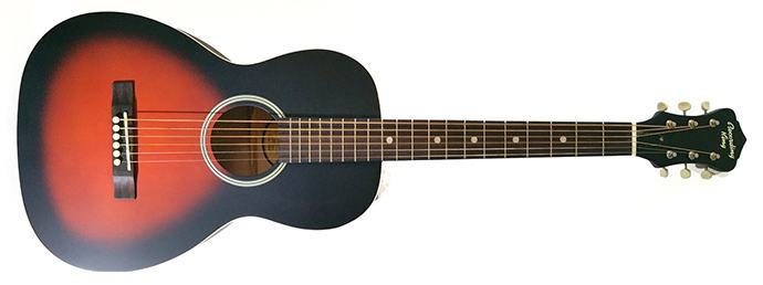 King Recording RPH 05 Dirty thirtytyth solid top single O