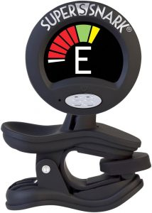 List of guitar accessories, guitar tuner