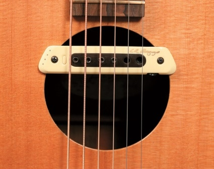 LR Baggs M80 sound hole pickup